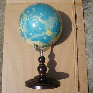 【値下げ】地球儀 Φ30x 50cm