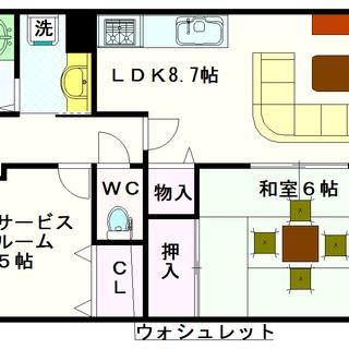 【ソラーレN】2号タイプ!1SLDKタイプ!Sって何?