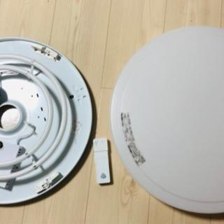 シーリングライト 6〜10畳 リモコン・LED付き