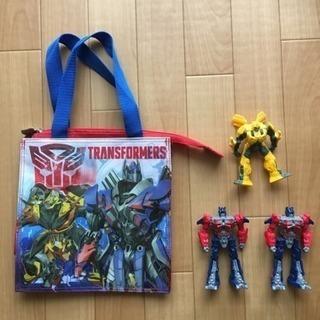 トランスフォーマーのバッグ