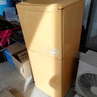 【0円】137リットル冷蔵庫