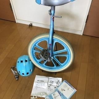 子ども用一輪車とスタンド☆