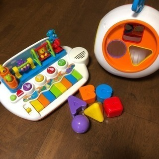 トイザらス 知育玩具セット