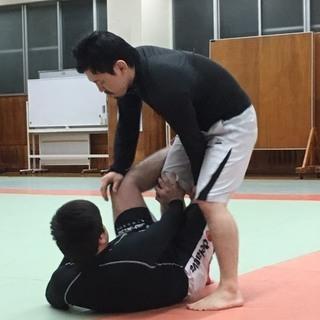グラップリング、総合格闘技、キックボクシング
