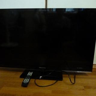 HisenseハイビジョンLEDテレビ39インチ、ジャンク品