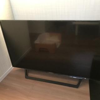 デジタルハイビジョンテレビ(SONY)43インチ