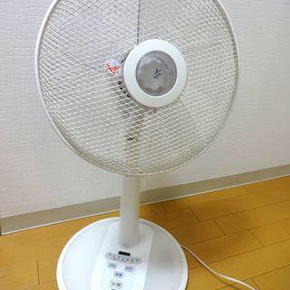 YAMAZEN リビング扇風機 YLRTD30BB 2009年製...