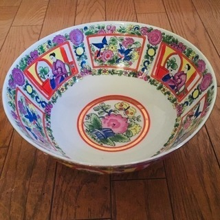 中華鉢  大皿