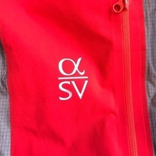 ARC`TERYX アークテリクス アルファ SV ジャケット Alpha SV Jacket Sサイズ - 売ります・あげます