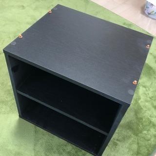 【急募】ボックス(黒) 美品!