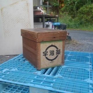 木製茶箱大サイズ