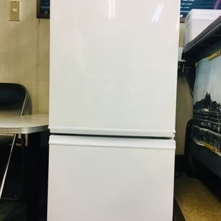 シャープ 冷凍冷蔵庫 SJ-D14A-W