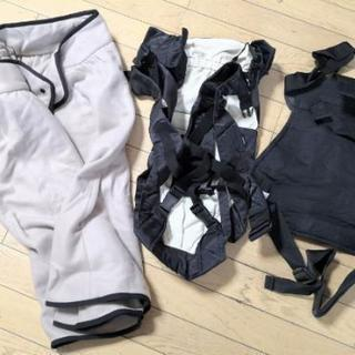 ◆3点セット◆抱っこひも2種&ケープ をセットで