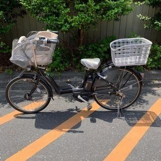 [年末値下げ!]子供乗せ電動自転車
