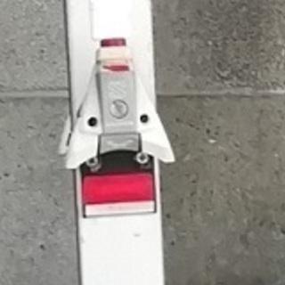 スキー板、オガサカ OGASAKA 白色