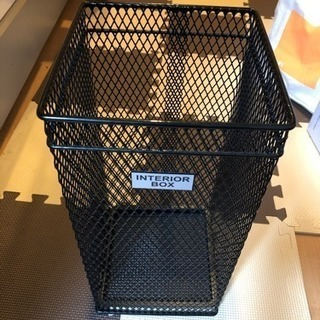 インテリアボックス 傘立て ゴミ箱