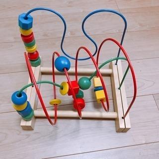 IKEAのベビーのおもちゃ(๑• •๑)