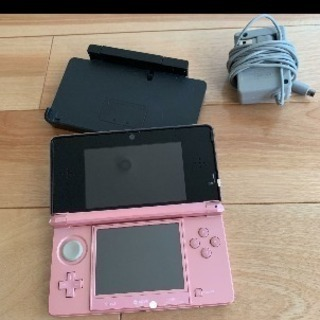 3DS ピンク