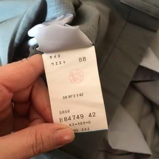 スーツ メンズ グレー