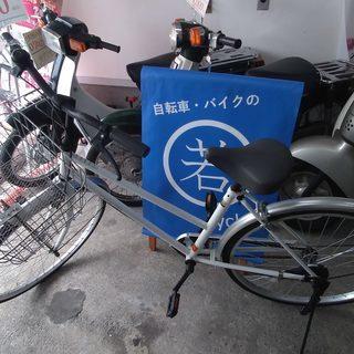 【中古自転車】お手頃価格の自転車多数あります 大津市に3店舗若林自...
