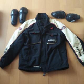 GREEDYバイク用ジャケット