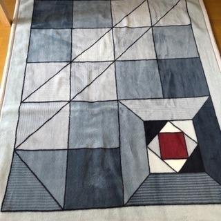 シングル毛布の画像