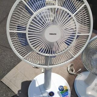 [山善YHX-AD30扇風機③]⁑リサイクルショップヘルプ