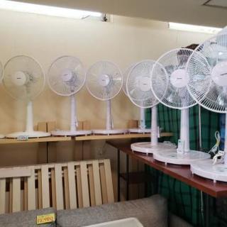 扇風機多数在庫あります!通常扇風機1280円~ リモコン付き201...