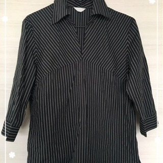 【71】スタイリッシュな七分袖カットソー