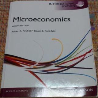 Microeconomics 教科書