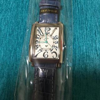 定価から約9割引!ダイヤ入り腕時計 新品未使用 値引き可能