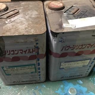 2液型溶剤塗料ブラウン(Diyなどに