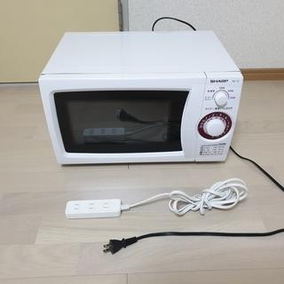 シャープ 電子レンジ、象印 電気ポット 3.0L、象印 炊飯器 ...