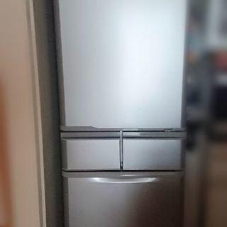 シャープ冷蔵庫2015年製 414L