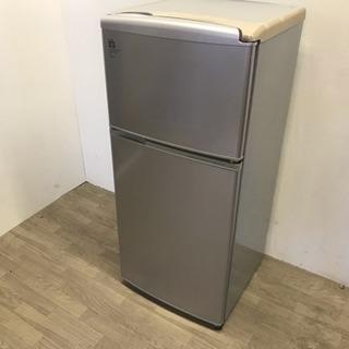 052700☆サンヨー 2ドア冷蔵庫 03年製☆