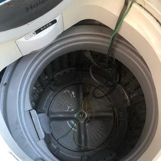 洗濯機(ジャンク品)5kg