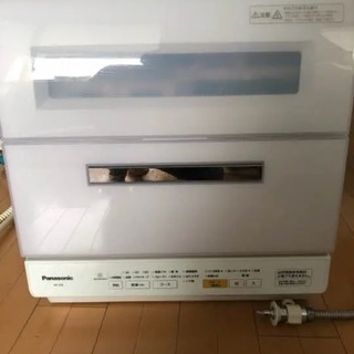 【2021年まで保証書有り】パナソニック 食洗機