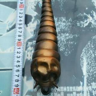 BANDAIモスラ幼虫