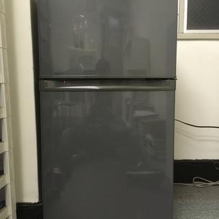 【事務所移転のため】ナショナル2ドア冷蔵庫 現状渡し 格安提供