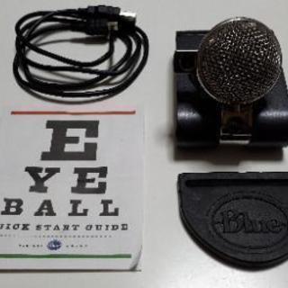 【中古】Blue Microphones Eyeball USB...