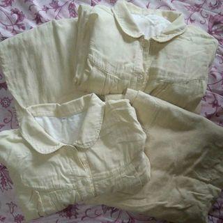 無印良品 マタニティ 授乳 パジャマ 2枚セット