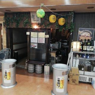 新橋【週1日でもOK】立ち飲み居酒屋、アルバイト募集☆