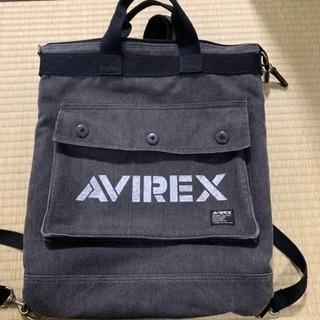 AVIREX 3wayトートバック 値下げ中!