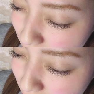笠岡まつげエクステサロン❤︎美容師免許有◎美容所登録済◎