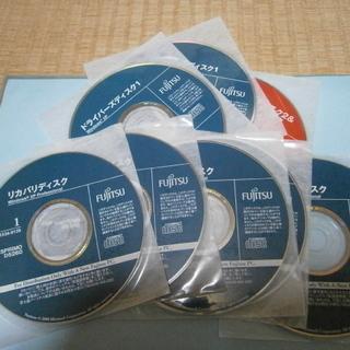 無償/富士通リカバリD5260用/XP/北区より