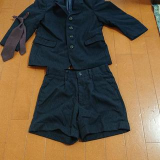 中古 男の子 フォーマル スーツ サイズ110
