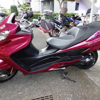 スズキSKY WAVE250SS いいバイクだよ!