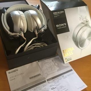 SONY EXTRA BASS MDR-XB610 ヘッドフォン