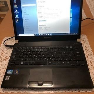 東芝ノートPC Dynabook R731/38EB