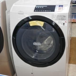 ,【引取限定】日立 洗濯機 BD-SV110A 中古品 11.0...